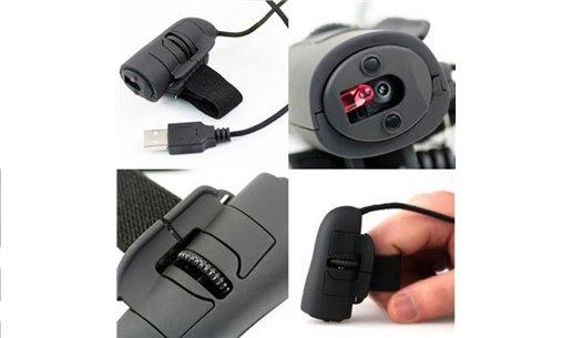 3D USB PARMAK FARE - OPTİK FİNGER MOUSE