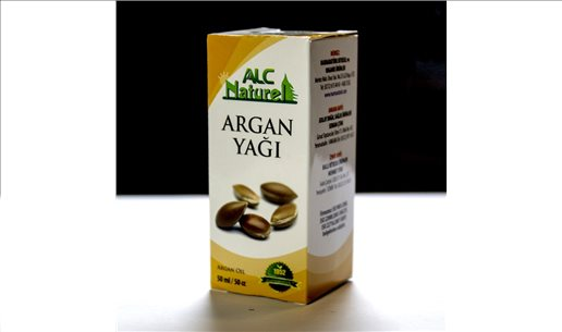 ARGAN YAĞI 50ML - ALC NATURAL