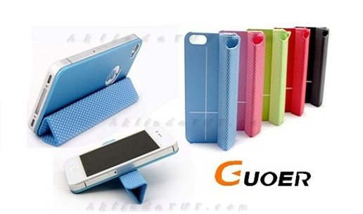 GUOER MIKNATISLI SMART COVER KILIF İPHONE 5 VE İPHONE 5S İLE UYUMLU