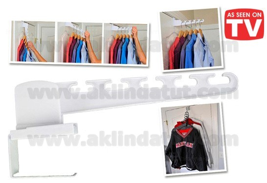 KAPI ARKASI PRATİK ASKI OVER THE DOOR WONDER HANGER