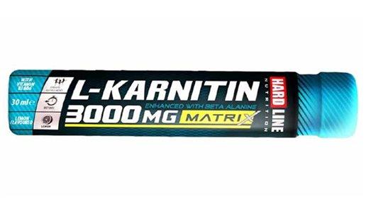 L-CARNİTİN MATRİX 3000 MG YAĞ YAKICI