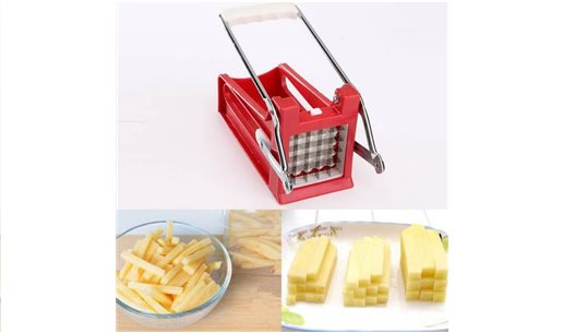 PATATES DİLİMLEME APARATI - POTATO CHİPPER