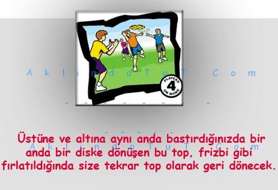 PHLAT BALL - UÇARKEN TOPA DÖNÜŞEN DİSK!