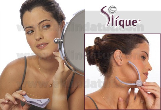 SLIQUE FACE AND BODY İPLE AĞRISIZ TÜY ALMA MAKİNESİ