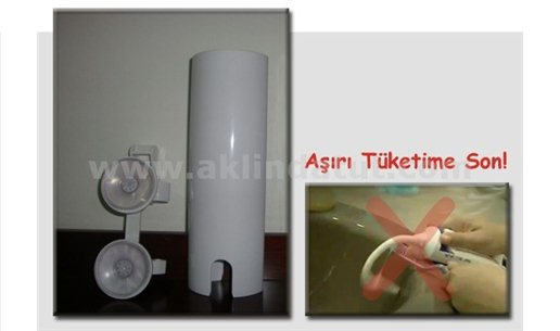 DİŞ MACUNU SIKMA MAKİNESİ - TOUCH N BRUSH