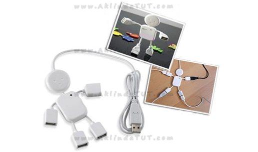 USB ÇOKLAYICI ADAM HUB MAN