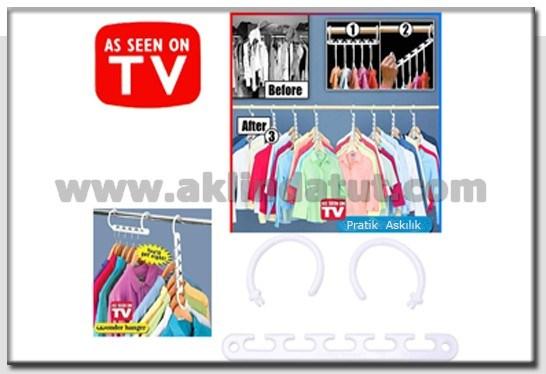 WONDER HANGER PRATİK ASKI (TV ÜRÜNÜ)