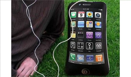İPHONE TASARIMLI İ CUSHİON YASTIK