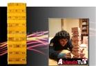 54 PARÇA NUMARALI AHŞAP DENGE OYUNU - ZEKA OYUNU WOODEN BLOCK PUZZLE