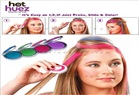 SA� TEBE��R� - HOT HUEZ HA�R CHALK
