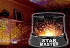 STAR MASTER PROJEKS�YONLU GECE LAMBASI