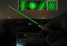 YEŞİL LAZER POİNTER 50MW 532NM (GREEN LASER) 5 BAŞLIKLI