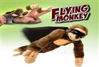 UÇARKEN ÇIĞLIK ATAN MAYMUN SCREAMİNG FLYİNG MONKEY